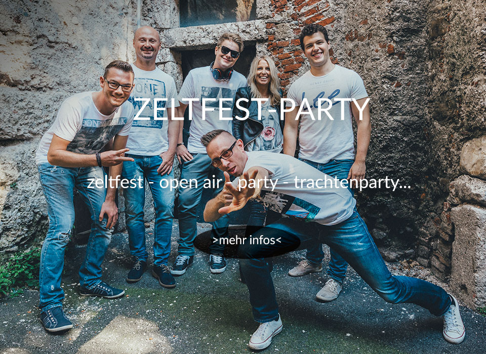 zeltfest-party